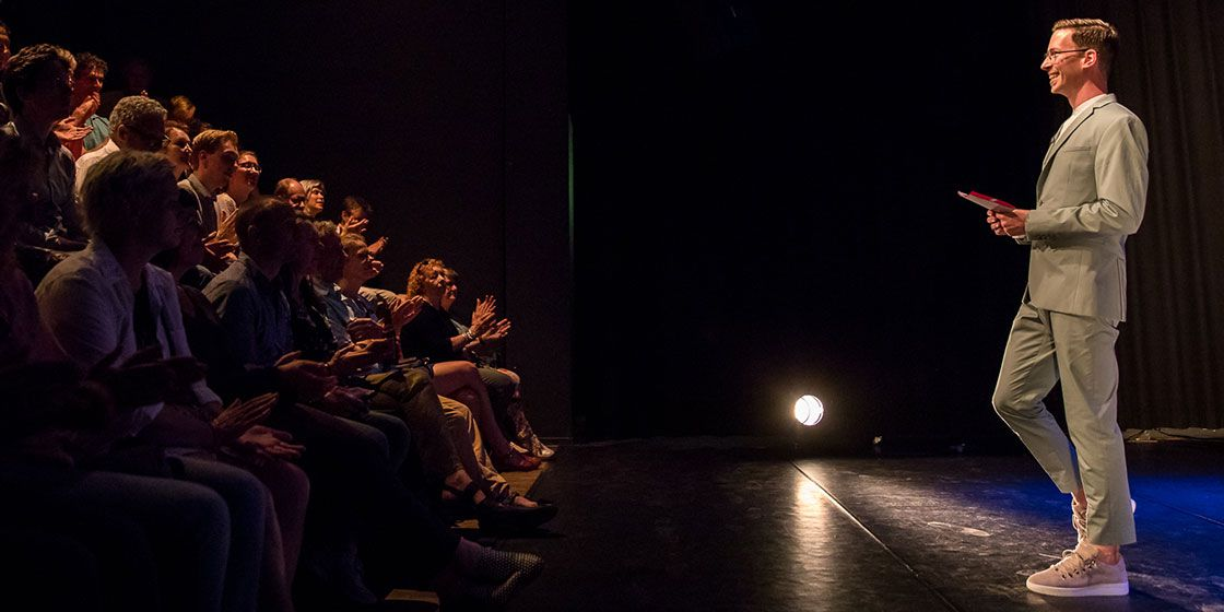 Opening Delft Fringe Festival