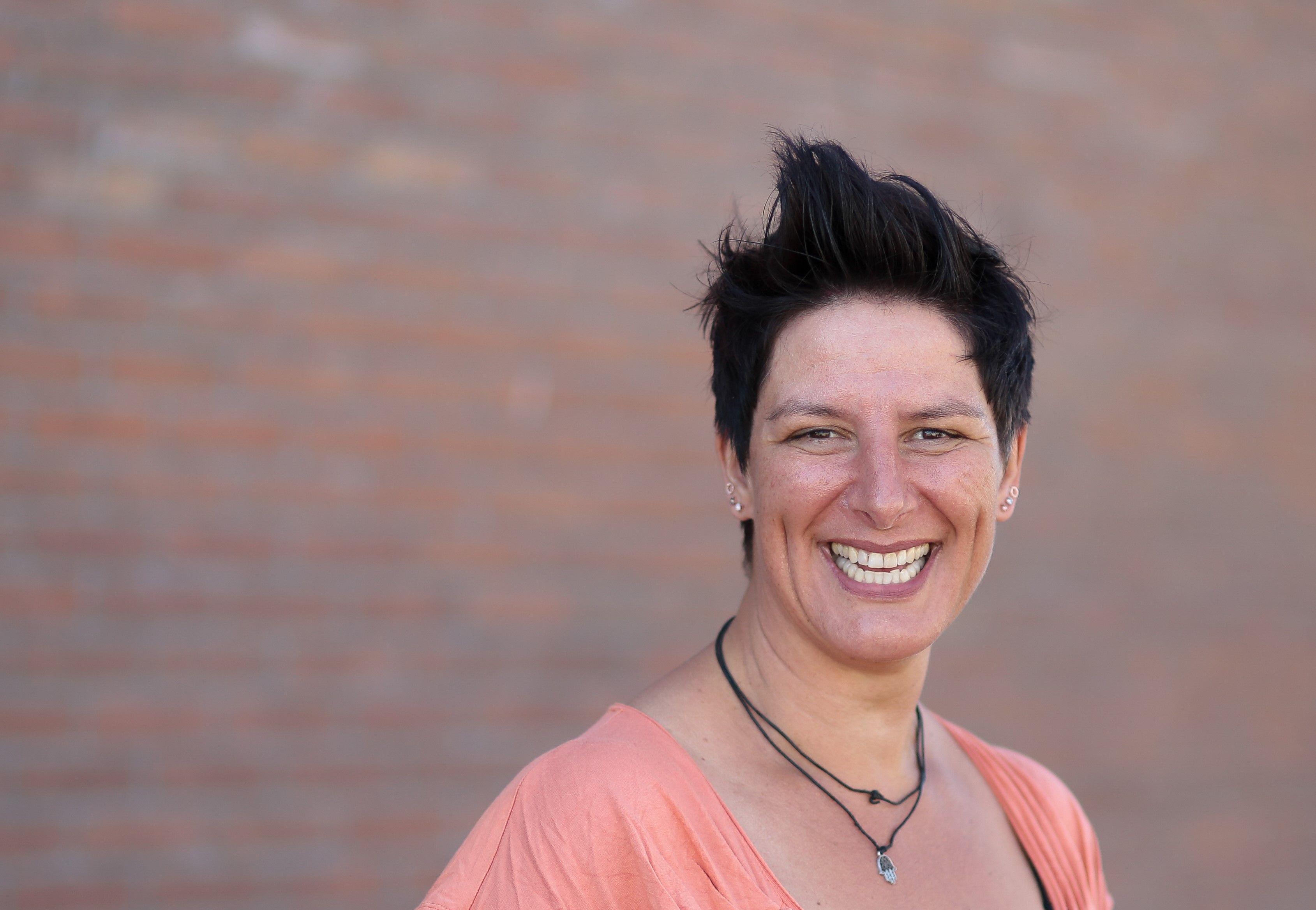 Corina is vrijwilliger bij Delft Fringe Festival